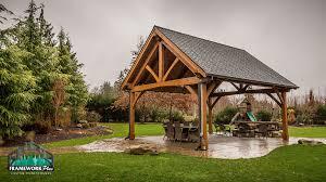 Backyard Pavilion Plans Keysindy Com