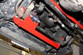 steering stabilizer dodge ram 2500 steering box stabilizer brace 1994 2002 dodge ram 4x4