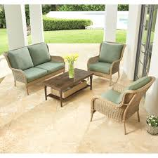 Recover Patio Chairs by Patio Furniture For Your Outdoor Space For Alluring Wicker Sets