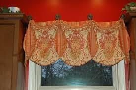 Kitchen Valance Ideas Kohls Bedroom Curtains Tan Valance Swags Galore Medium Image For