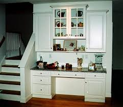 white kitchen hutch cabinet u2014 decor trends