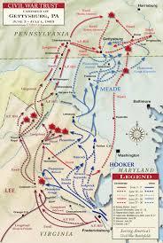 Kennesaw State Map by Gettysburg Campaign Map Civil War Pinterest Gettysburg