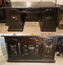 Schreibtisch Antik Schreibtisch Neorenaissance Historismus Stil Antik Antiquität