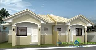 house duplex apo highlands subdivision tulip model house duplex