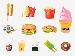 food vector cartoon foods vector pack vector graphic creattor clip art library