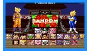 dragon ball mugen download free games