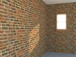 How To Clean Walls For Painting by How To Expose Brick 7 Steps With Pictures Wikihow