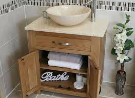 Oak Bathroom Vanity Units 24