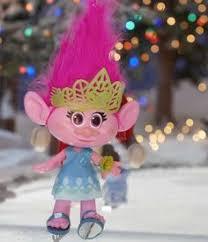 dreamworks trolls princess poppy ornament 2016 hallmark koc