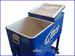 coolers and ice chests blog archive bud light rolling cooler