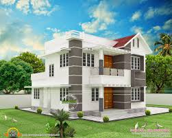 house design by cube constructions kerala home and floor modern