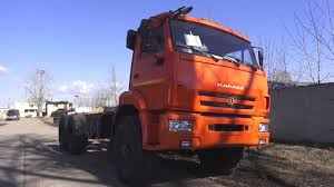2017 kamaz 43118 start up engine and in depth tour youtube