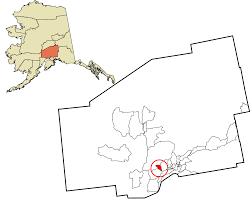 Map Of Alaska Cities Houston Alaska Wikipedia