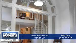 108 w byers place 101 denver colorado condo for sale youtube