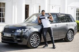 range rover autobiography custom video anthony joshua u0027s custom range rover svo uk car lease pcp