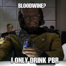 Worf Memes - tagged worf hipster bloodwine star trek meme star trek hipster tng