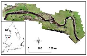 Google Maps Ralph Mueller by Sensors Free Full Text Automated Identification Of River