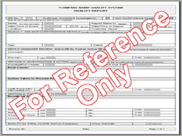 Incident Investigation Report Template by Quality Incident Investigation Template