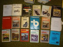 motorcycle shop manuals for sale all sold thanks scooter invasion
