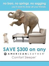 American Leather Comfort Sleeper Sale Save An Additional 300 Off American Leather Sleepers Beyondblue