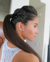 best 15 years hair style terrific best 15 puff pony tail hair styles for younger