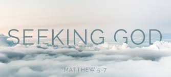 Seeking God Seeking God National Baptist Fellowship Conference