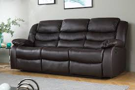 Recliner 3 Seater Sofa 3 Seater Recliner Sofas Furniture Choice