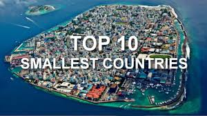 Where Is The Vatican City Located On A World Map by Top 10 Smallest Countries In The World Youtube