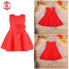 sale 2015 new summer girls lace dress retail kids cotton