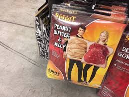 Halloween Costume Peanut Butter Jelly U0027s Trending Open Spirit Halloween Store South