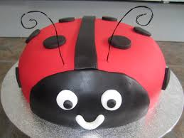 novelty cakes ladybird cake vanilla sponge filled with jam and buttercream