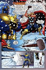 Sentry Vs Thanos Whowouldwin If Thor And Teamed Up Could They Beat Thanos Quora