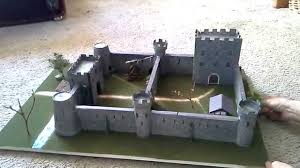 medieval castle project youtube