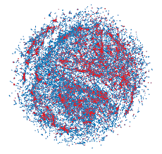 Blue Color Blind Test Contagion Through Social Networks To Explain And Predict Gunshot
