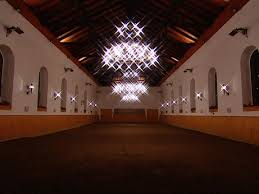 Arena Lights Indoor Riding Arena Budapest Hungary Sd Stock Video 341 386