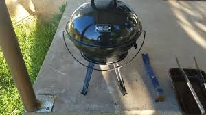 expert grill from wal mart cheap inexpensive lil charcoal grill