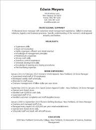 Grocery Store Manager Resume Example by Grocery Store Manager Resume 26042017 Sample Resume Resume Skills