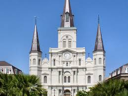 new orleans oldest churches synagogues chapels and cathedrals