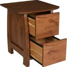 Oak File Cabinets For The Home - home decor cool 2 drawer wood file cabinet to complete kathy