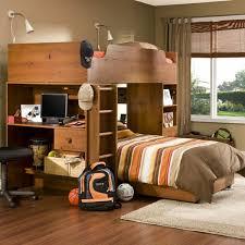 ameublement chambre enfant le lit mezzanine avec bureau est l ameublement créatif pour les