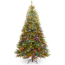 national tree company dunhill fir 7 5 ft artificial