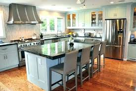 bar dans cuisine ouverte unique cuisine ouverte sur salon 30m2 pour idees de deco de cuisine