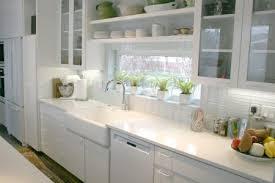 Backsplash Tile Colors by White Subway Tile Kitchen Backsplash Pictures Backsplash Tile