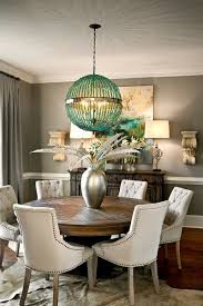 dinning rooms cool gray dining room with wood dining table and