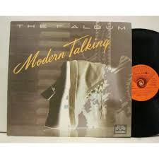 Talking Photo Album The 1st Album By Modern Talking Lp With Burtech Ref 117418426