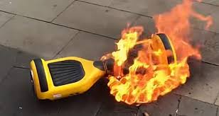 hooverboard amazon black friday large number of exploding hoverboards cause amazon to offer