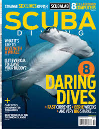 classic scuba diving magazine covers scuba diving