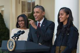 the obama family just melted our hearts with the sweetest s