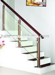 glass stair rail by giannettihome com casa de banho pinterest