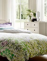 Marks And Spencer Duvet Cover Rene Floral Print Bedding Set M U0026s